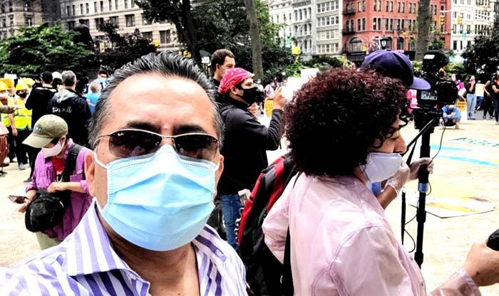 Guillermo Chacón al Consejo de Salud de Minorías NYS
