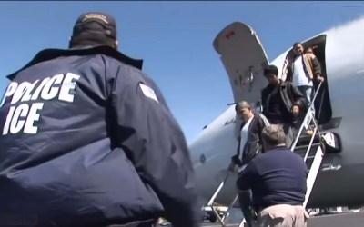 ICE aumenta redadas y 545 niños buscan a sus padres