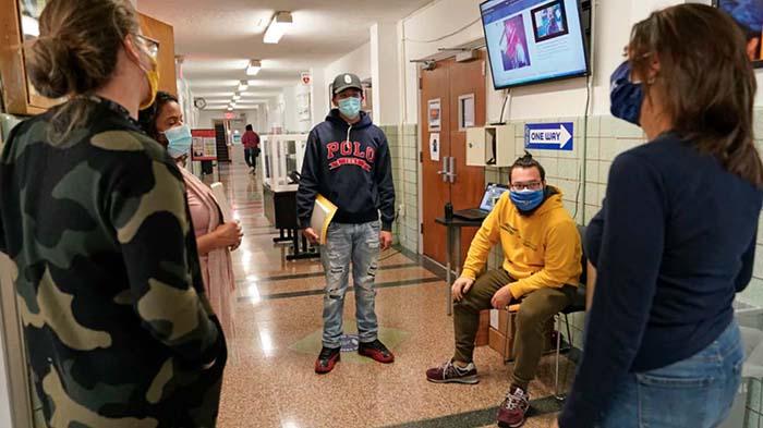 Cierran escuelas públicas de Nueva York