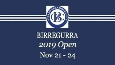 Birregurra 2019 Open