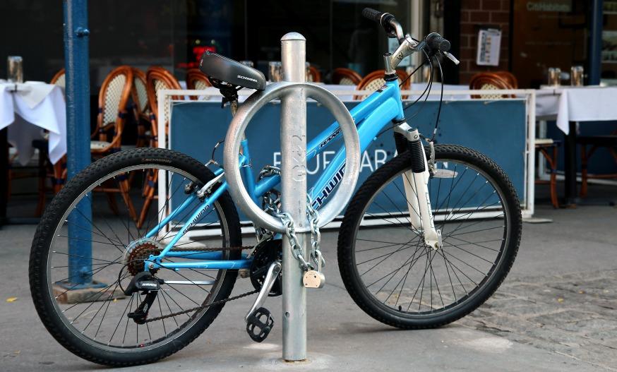 dot to add 10 000 bike parking racks