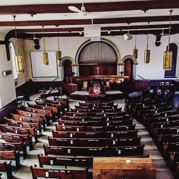 Queen Street Baptist Church