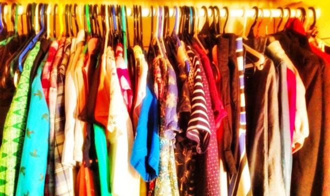 Hannah Checkley wardrobe consultant