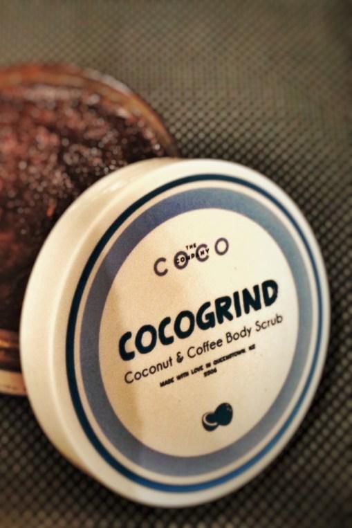 Coco grind scrub Queenstown