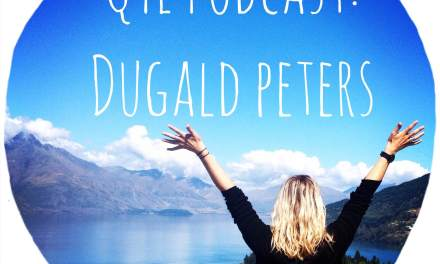 Podcast #1 Dugald Peters