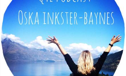 Podcast #6 Oska Inkster-Baynes