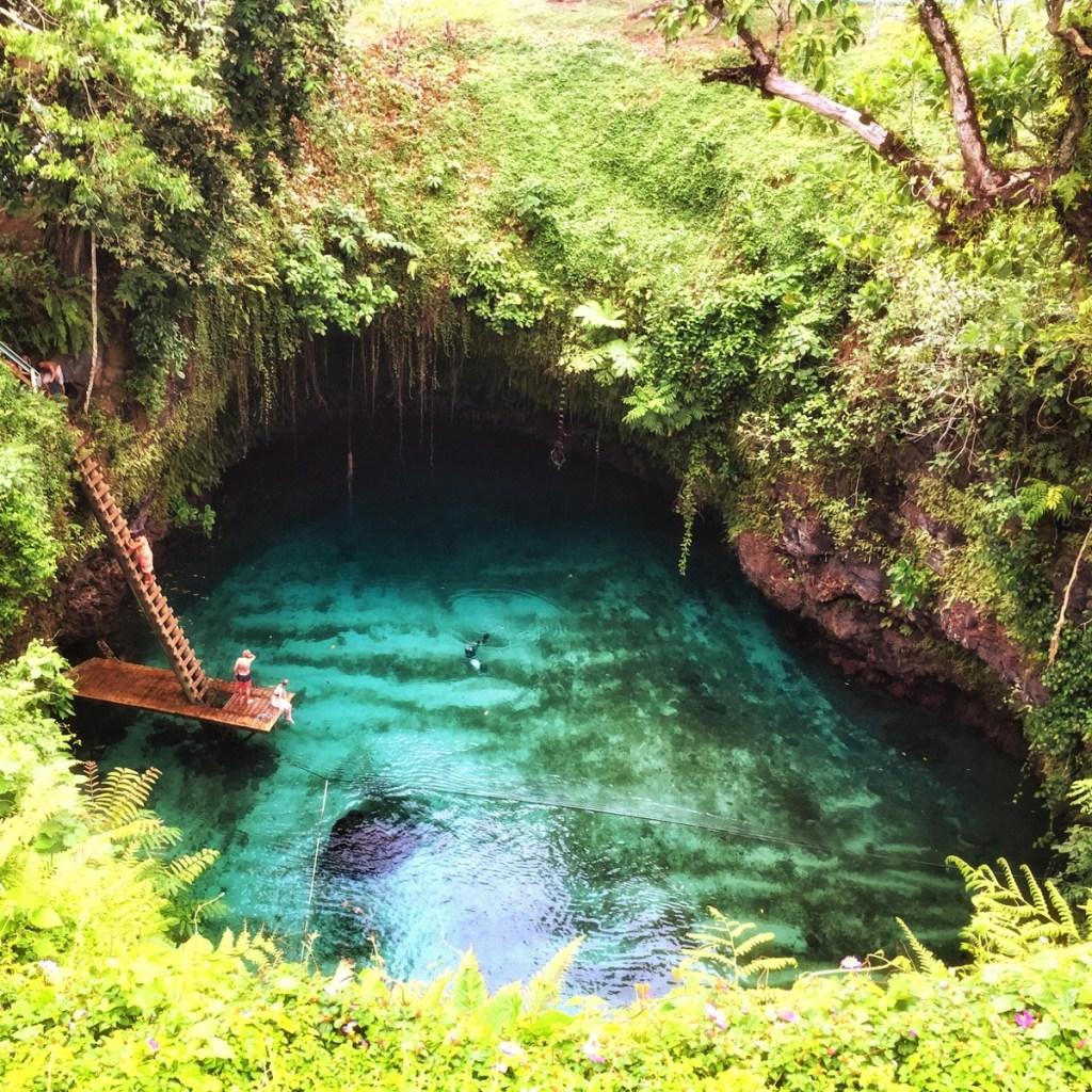 Travelling to Samoa