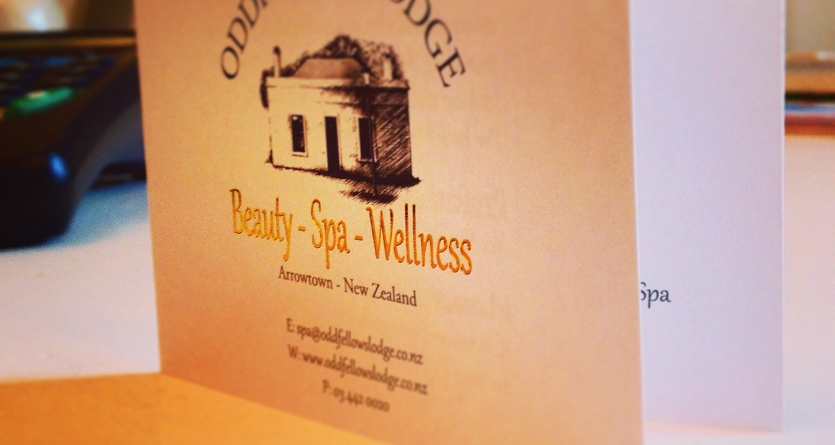 Spruce me up Spring at Oddfellows Beauty Lodge