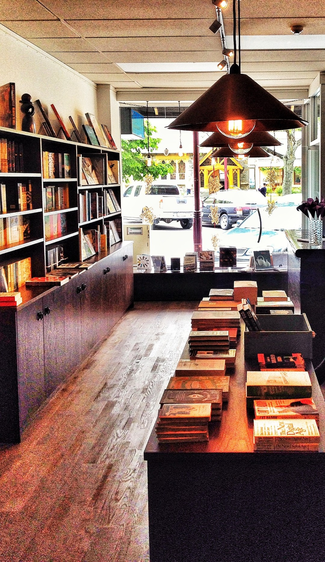 Bound Book shop Queenstown