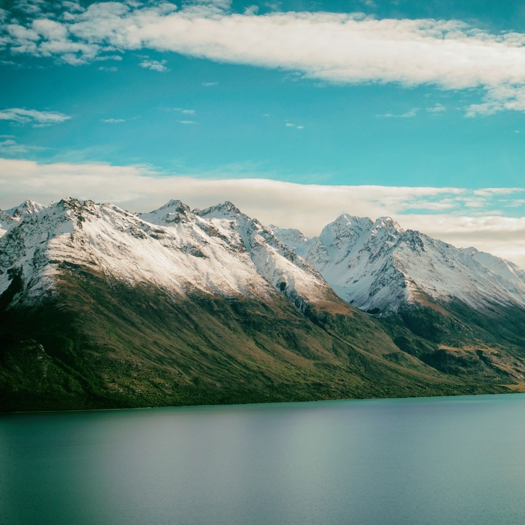 Winter Views from the South Island