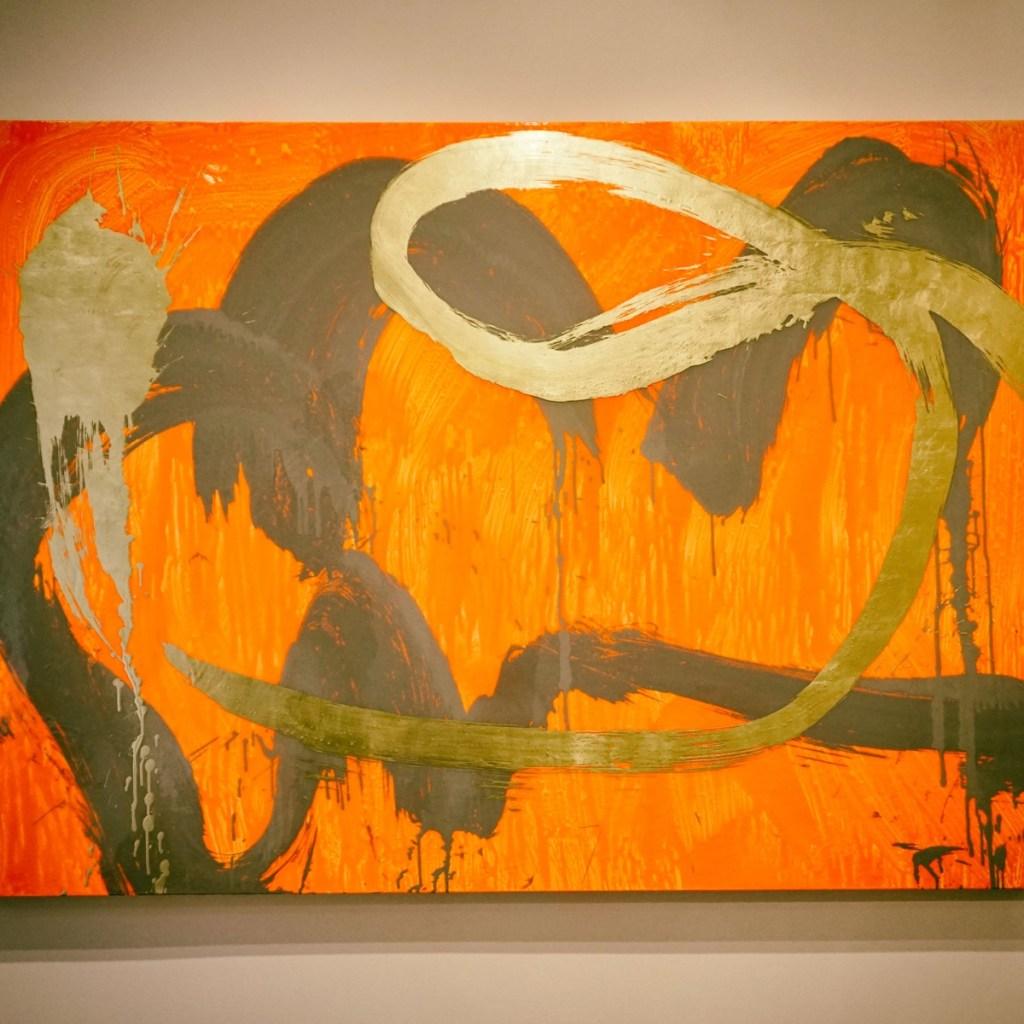 Nadene Milne Gallery Max Gimblett