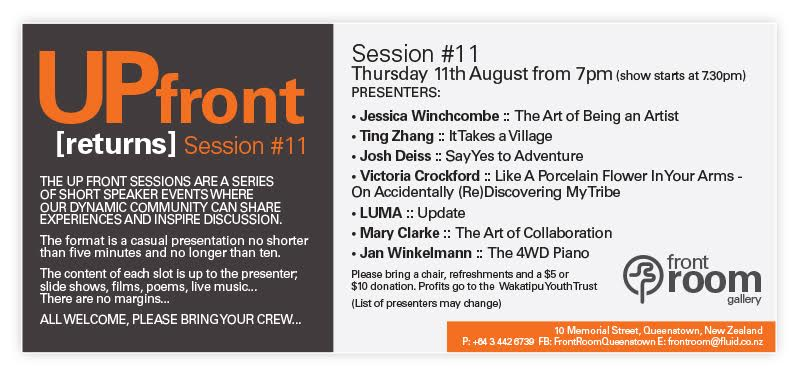 Upfront Sessions return