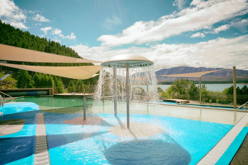 Tekapo Springs and Spa