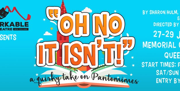 Remarkables Theatre 'Panto in the Park'