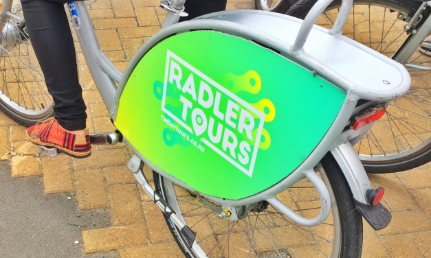 Radler Bike Tours Christchurch
