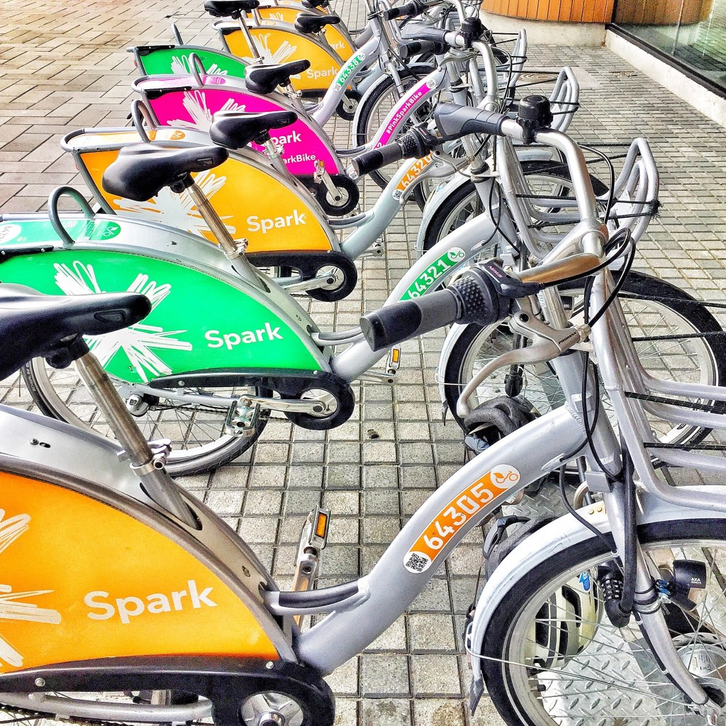 Christchurch by Bike Share