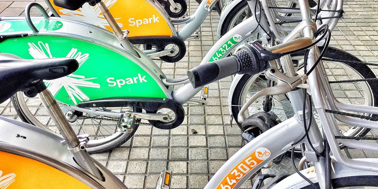 Get on your Two Wheels in Christchurch by Bike Share