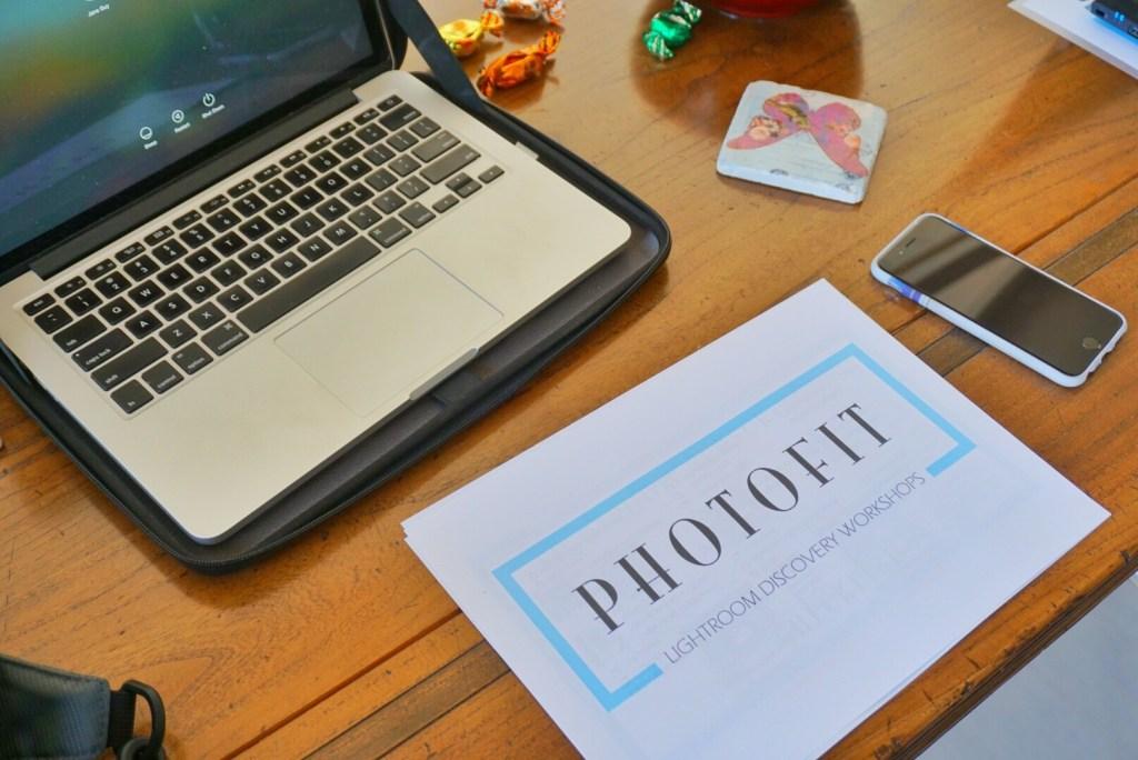 Lightroom Workshops with PhotoFit