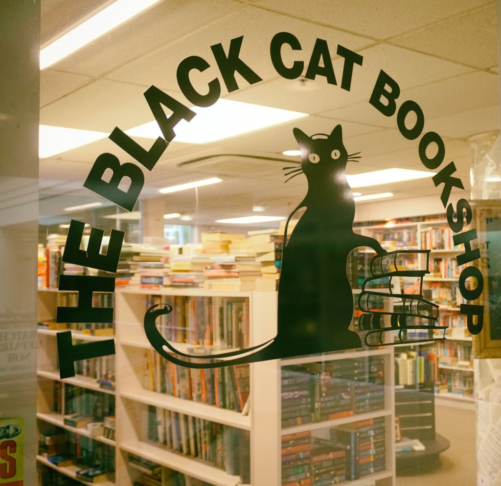 Black Cat Book Shop Queenstown