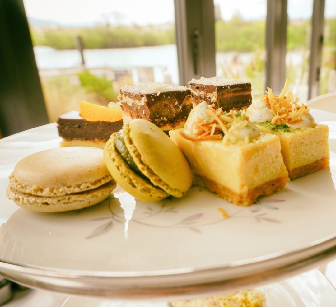 High Tea at The Hilton Queenstown