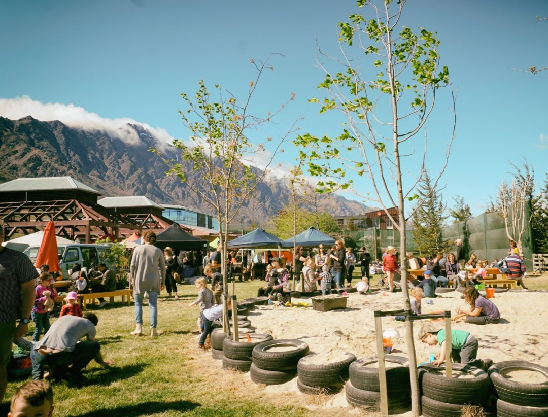 Remarkables Market Season 2017-18