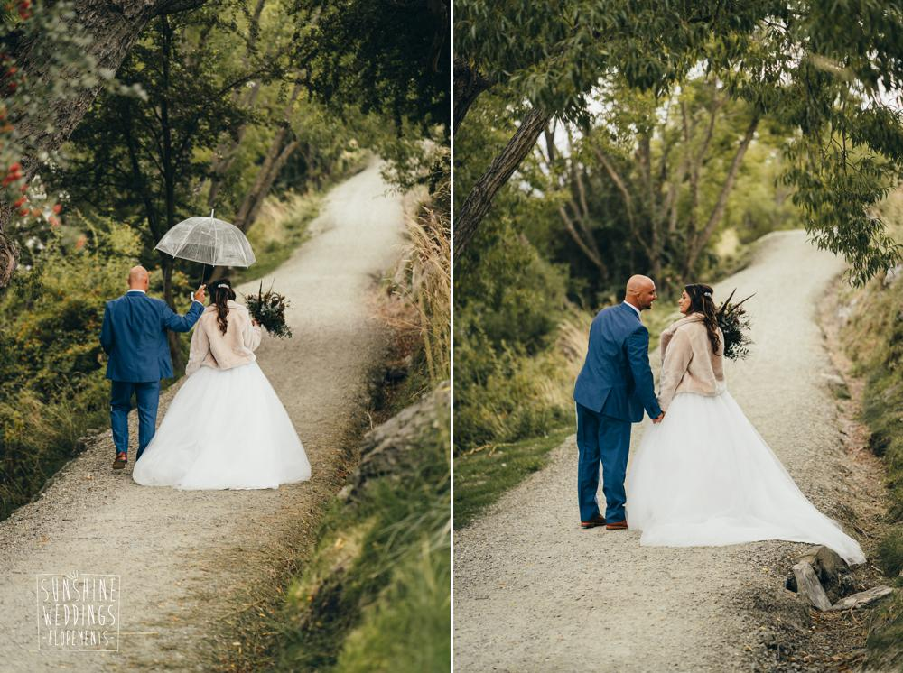 New Zealand elopement wedding planner