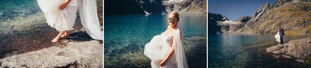 Queenstown mountain wedding packages