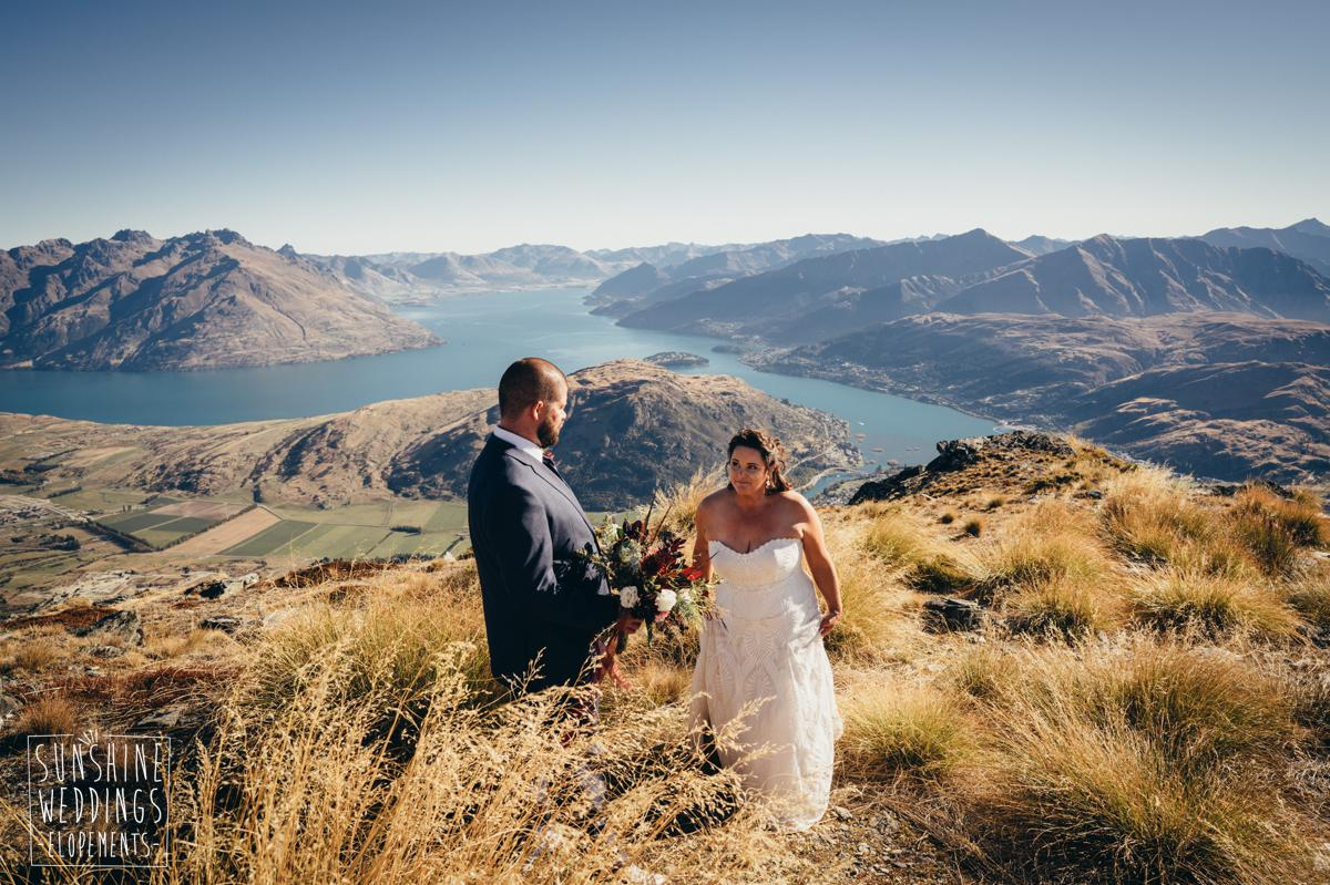 Remarkables wedding packages