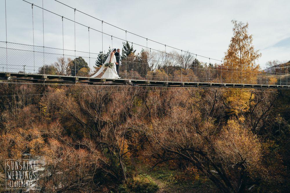 autumn elopement photographer