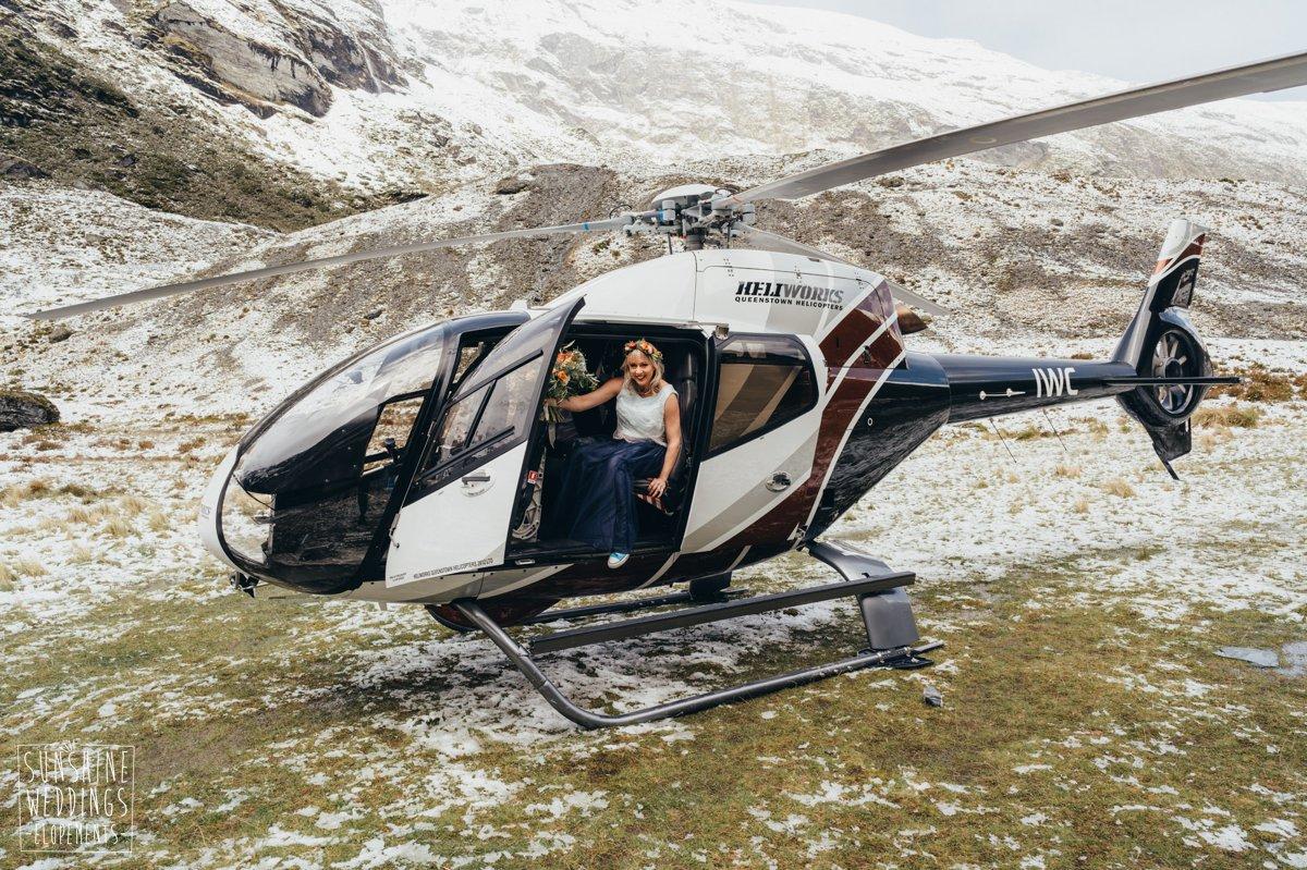 helicopter earnslaw burn