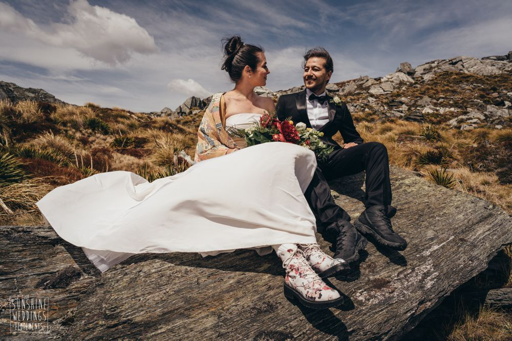 bride groom lochnagar nz