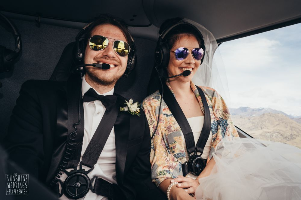 heliwedding nz