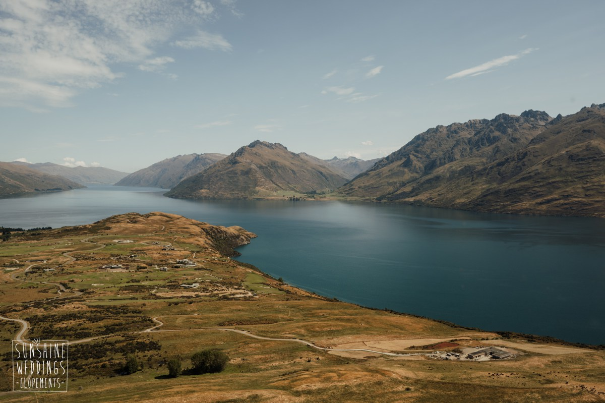 lake wakatipu wedding