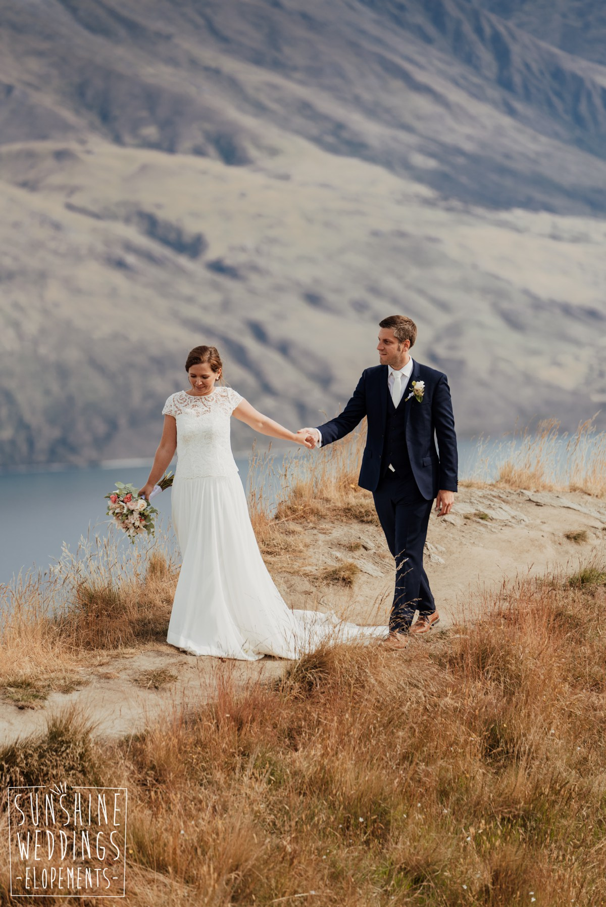 wanaka heliwedding nz