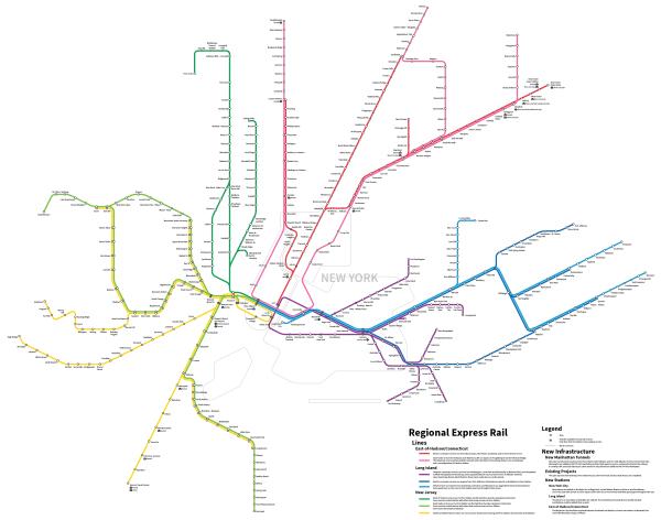 Regional Rail for New York Part II Change At Jamaica
