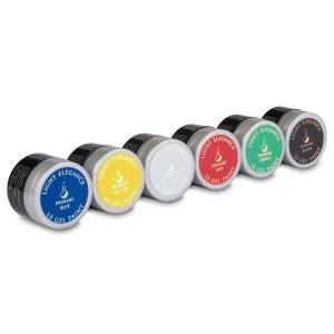 """Kit de pinturas de gel para arte colores primarios """"Primary LE Gel Paint"""""""