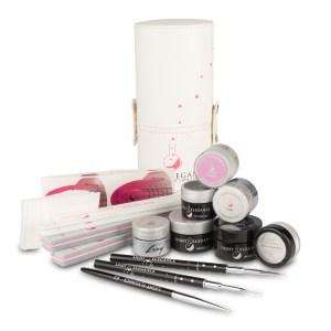 "Kit de Arte ""EDGY BURLESQUE CELINA RYDEN SIGNATURE SERIES"" | Light Elegance"