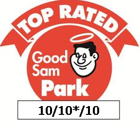Good Sam Top rated GS logo