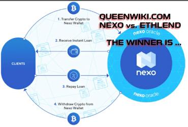 Nexo vs ETHLend Comparison