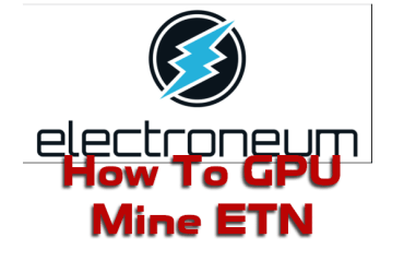 How to GPU Mine Electroneum