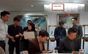 Liang Yubo, Co-Founder, Mingkong Quantitative professional trading group trades on behalf of SCFToken