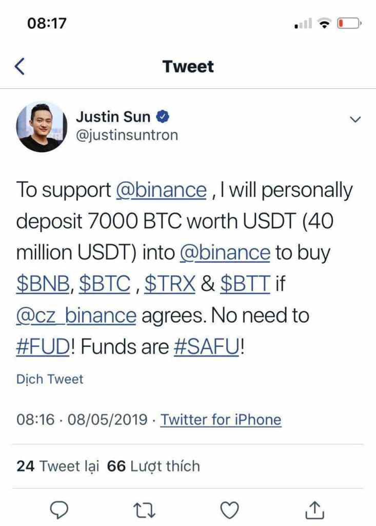 Binance Being Hacked How To Protect Yourself with Cryptocurrency