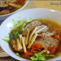 Bún chả cá - Vietnamese Fish Cake Noodle