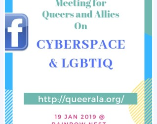 Monthly Community Meeting for Queers and Allies