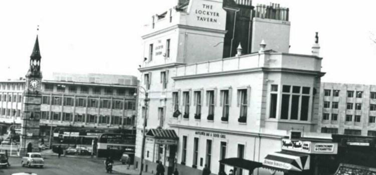 Plymouth's Lockyer Tavern