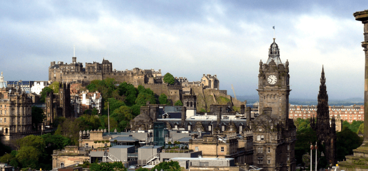 Great Expectations: Migrating to Edinburgh