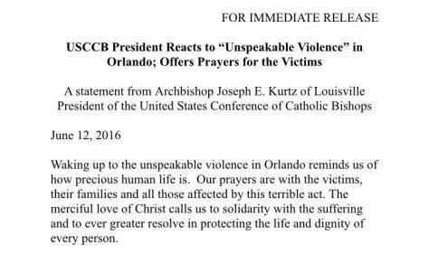 Kurz response to Orlando