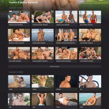 Sean Cody homepage