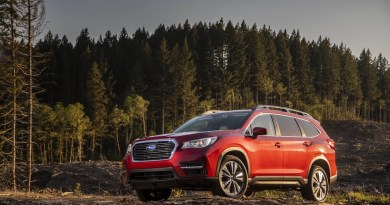 2019 Ascent Crossover Adds Pride to Subaru Showrooms