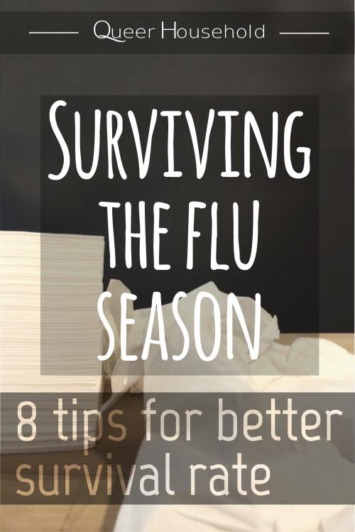 Surviving the Flu Season - Queer Household
